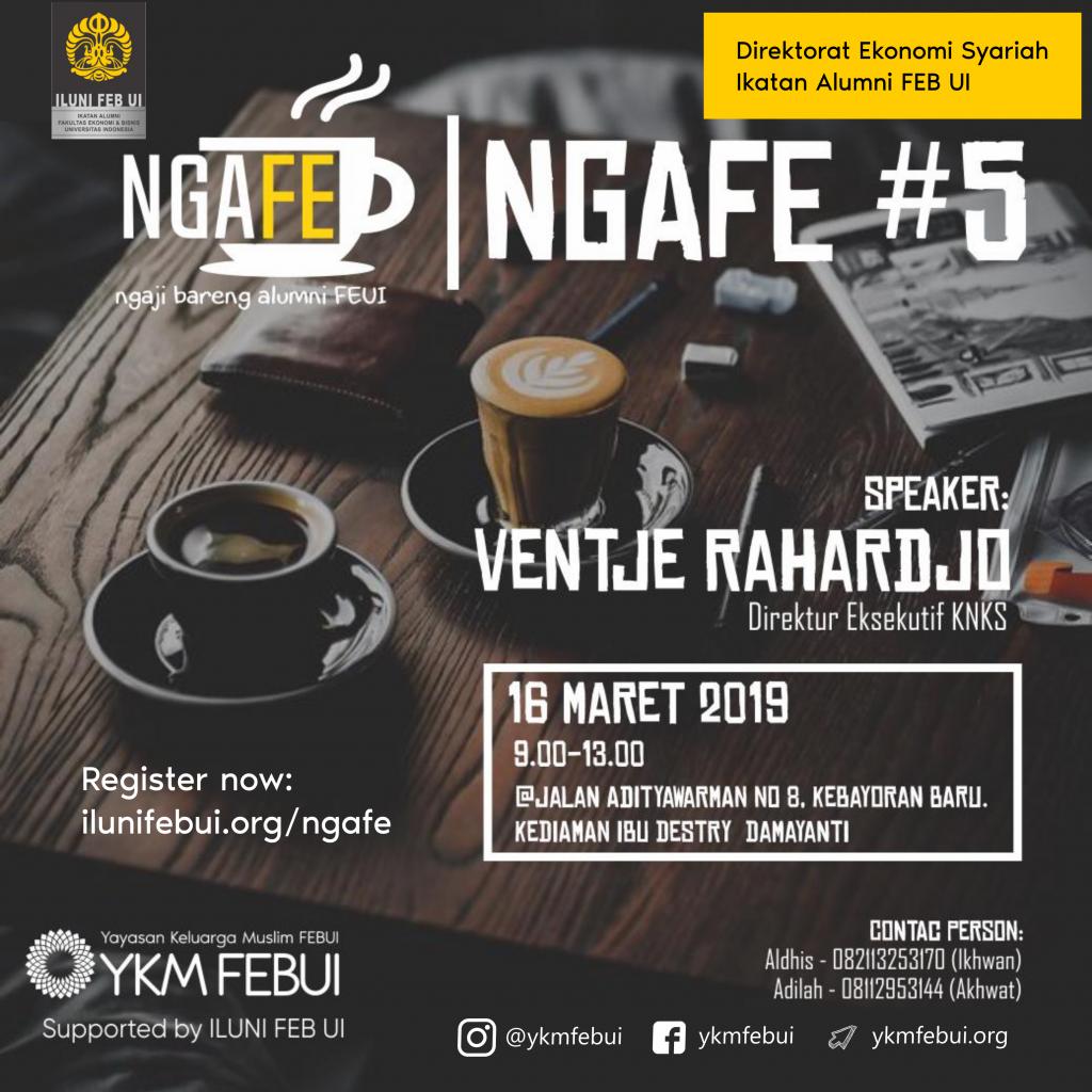 Ngaji Bareng Alumni FEUI #5