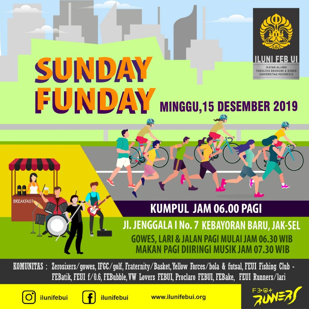 Sunday Funday 15 Desember 2019
