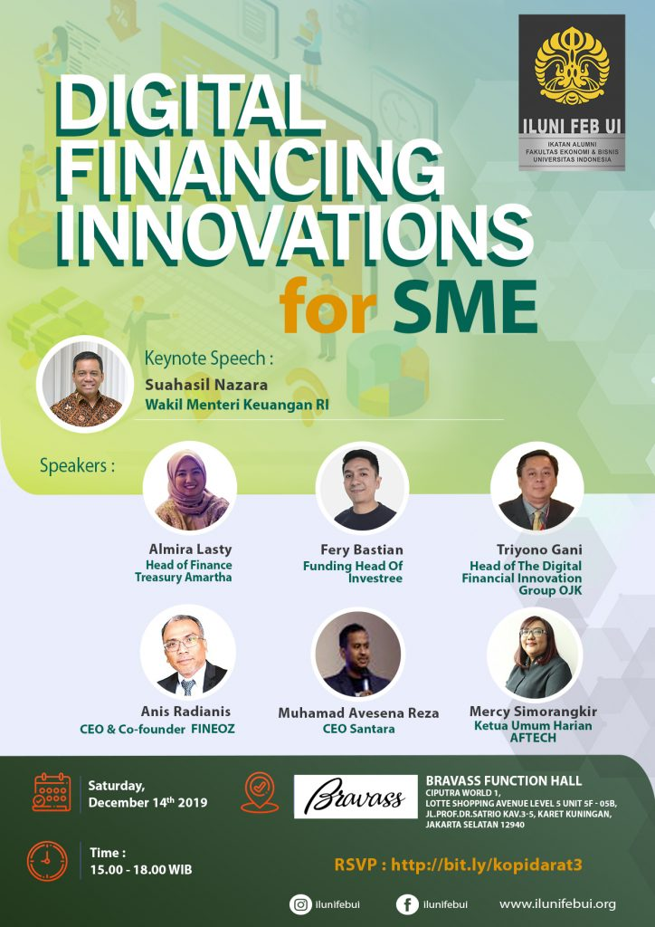 Digital Financing Innovations for SME