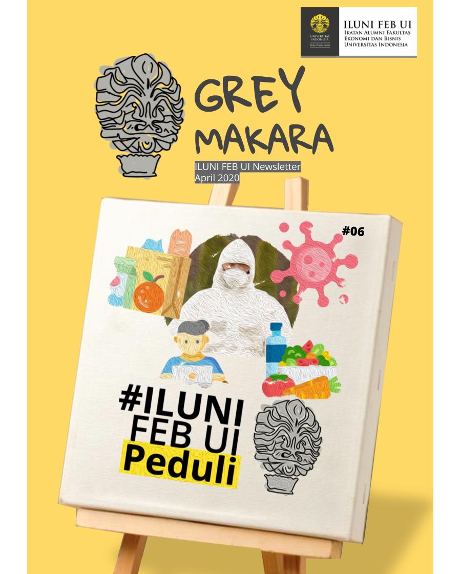 Grey Makara April 2020